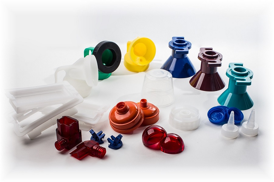 Commercial Applications of Injection Molded Plastic